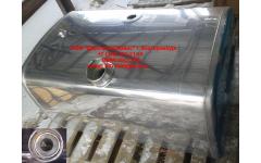 Бак топливный 400 литров алюминиевый F для самосвалов фото Тула