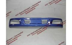 Бампер F синий металлический для самосвалов фото Тула