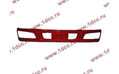 Бампер F красный пластиковый для самосвалов фото Тула