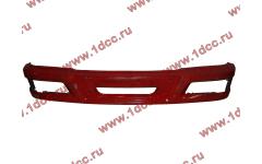 Бампер FN2 красный самосвал для самосвалов фото Тула